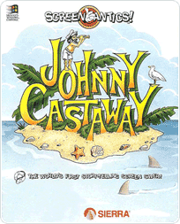 Johnny Castaway: The world's first story-telling screen saver!