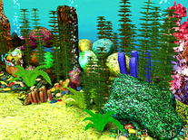 Small screenshot 2 of 3D Aquarium