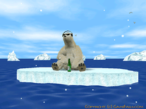 Small screenshot 3 of 3D Arctic Bear