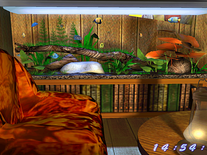 Screenshot of 3D Bungalow Aquarium