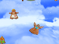 Screenshot of 3D Christmas Cookies
