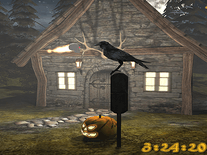 Screenshot of 3D Spooky Halloween