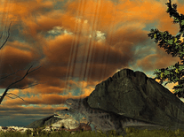 Screenshot of Age of the Dinosaurs 3D