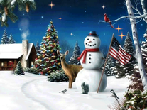 Screenshot of American Snowman
