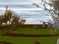 Screenshot of Autumn Saver