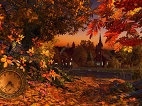 Small screenshot 2 of Autumn Wonderland 3D