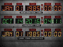 Small screenshot 2 of Back to the Future: Time Circuits