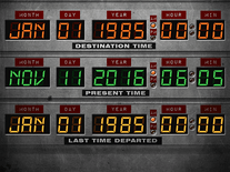 Small screenshot 3 of Back to the Future: Time Circuits
