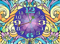 Small screenshot 2 of Blossom Clock