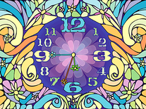 Small screenshot 3 of Blossom Clock