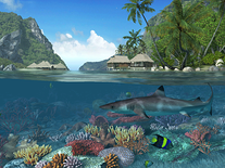 Screenshot of Caribbean Islands 3D