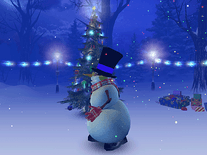 Screenshot of Christmas 3D