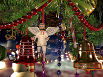 Screenshot of Christmas Bells 3D