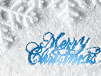 Screenshot of Christmas Letter