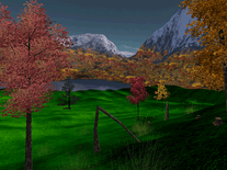 Screenshot of Colorful Autumn