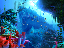 Small screenshot 2 of Coral Reef 3D