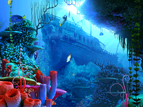 Small screenshot 3 of Coral Reef 3D