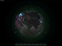 Small screenshot 3 of Cyberthreat Real-Time Map