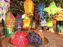 Screenshot of Dilli Haat