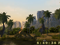 Screenshot of Dinosaurs 3D