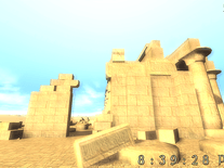 Screenshot of Egypt 3D