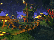 Screenshot of Fairy Forest 3D