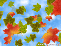 Screenshot of Fall of the Leaves