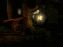 Screenshot of Fantasy Moon 3D