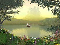 Screenshot of Fantasy World