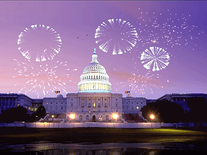 Small screenshot 3 of Fireworks on Capitol
