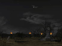 Screenshot of Halloween Dark Night