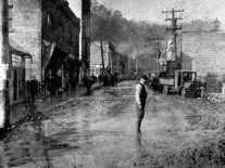 Screenshot of Hazard, Kentucky