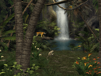 Small screenshot 2 of Heart of Jungle