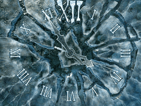 Screenshot of Ice Clock 3D