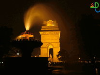 Screenshot of India Gate
