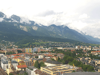 Screenshot of Innsbruck Panorama Live Cam