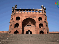 Screenshot of Jama Masjid