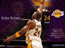 Screenshot of LA Lakers 2010-2011