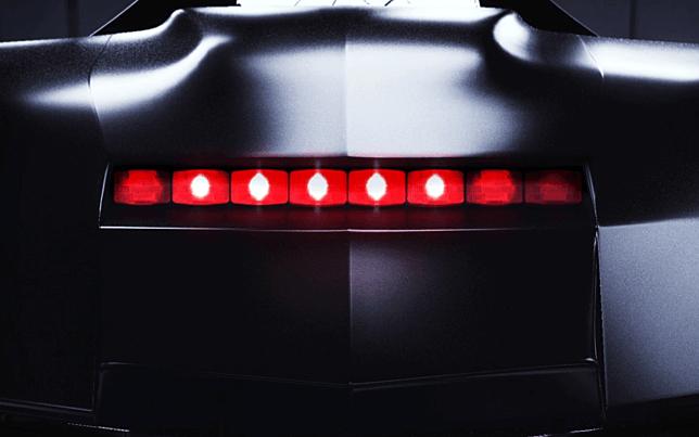 Knight Rider: KITT Scanner Screensaver full screenshot