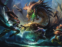 Screenshot of League of Legends