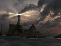 Screenshot of Lighthouse Point 3D
