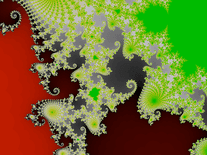 Small screenshot 2 of Mandelbrot