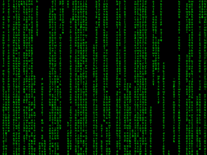 Screenshot of Matrix