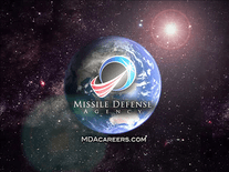 Screenshot of Missile Defence Agency