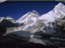 Screenshot of Mount Everest