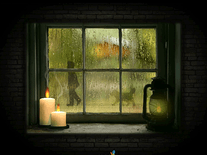 Screenshot of MSN Rainy Day
