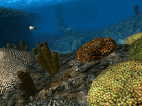 Screenshot of OceanDive