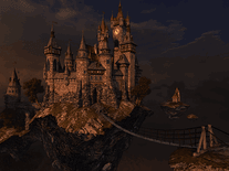 Screenshot of Sky Citadel 3D