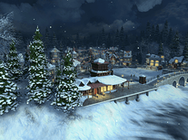 Small screenshot 2 of Snow Village 3D