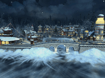 Small screenshot 3 of Snow Village 3D